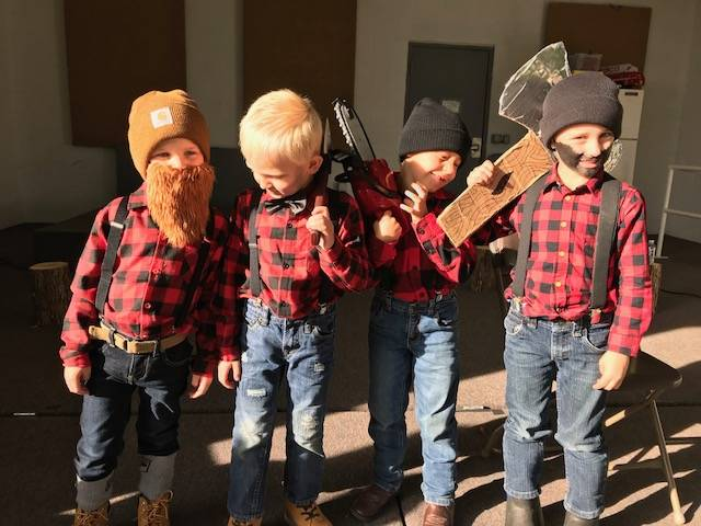 Annual Festival of the Pines celebration